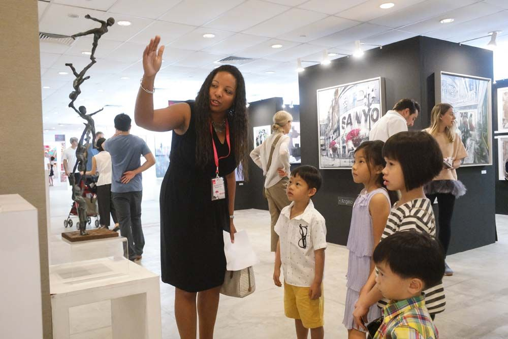 Singapore Spring 2016 Aafsingapore Arthappy Affordableartfair Singapore Art Affordable Art Fair Singapore