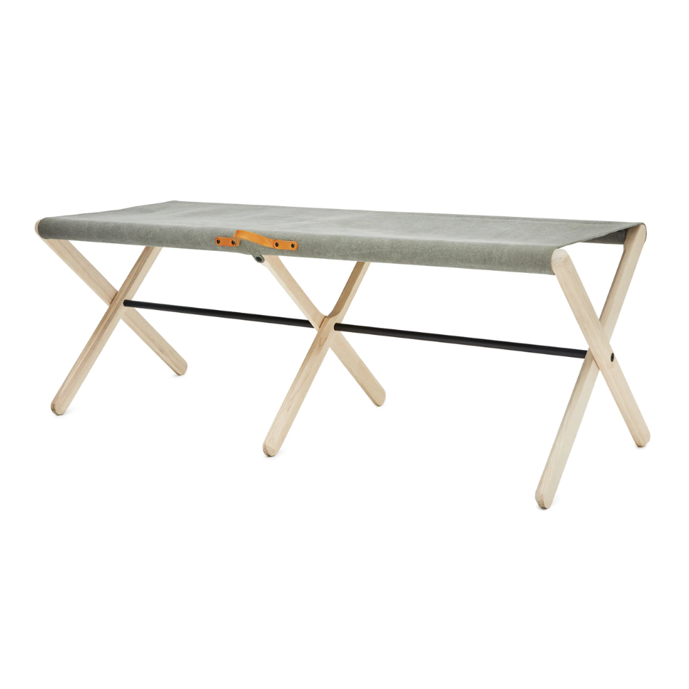 Folding Bench Huckberry In 2020 Folding Bench Campaign Furniture Folding Furniture