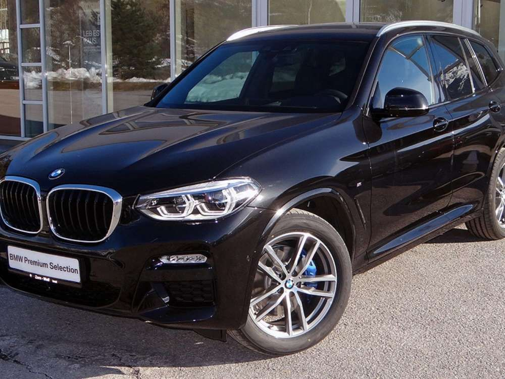 2018 bmw x3 xdrive 30d g01 sport automatic m sport suv. Black Bedroom Furniture Sets. Home Design Ideas