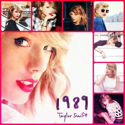 Taylor Swift 1989 cover made by Pushpa