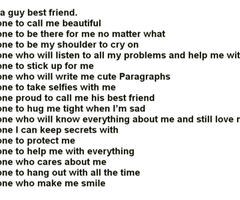 Yes I Want A Guy Best Friend Forever Best Friend Quotes Guy