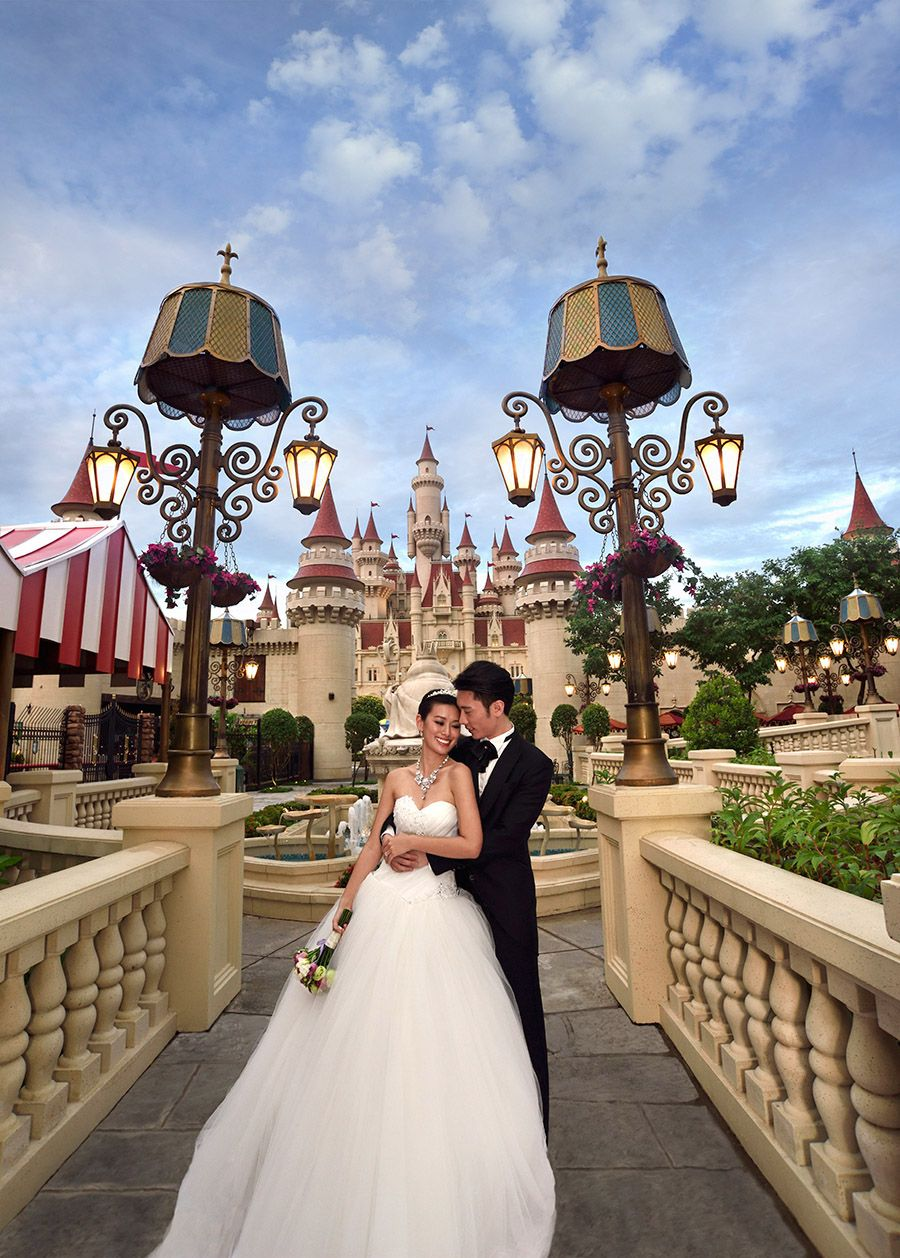Wedding Venues That WOW at Resorts World Sentosa Wedding