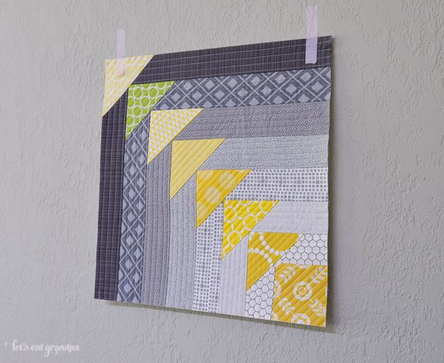 Tips for Better Quilt As You Go (QAYG) by @leteatgrandpa | Sewing ... : quilting blocks as you go - Adamdwight.com