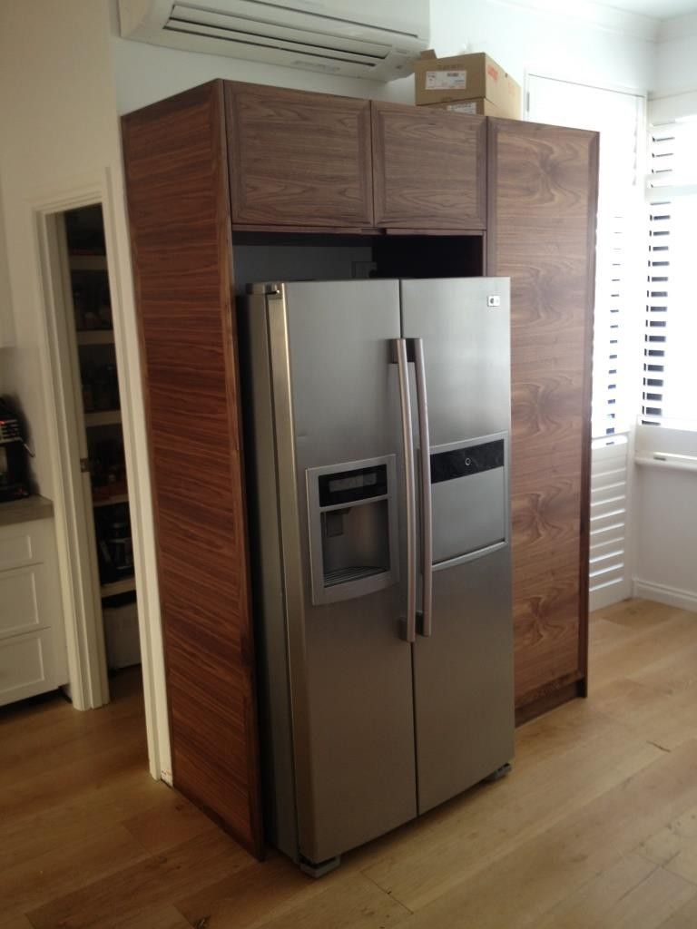 Bespoke kitchen panels | Bespoke kitchens, Veneer panels ...