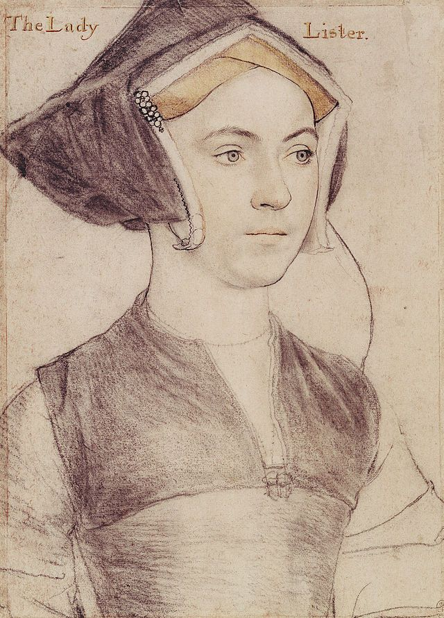 Hans Holbein the Younger - Lady Lister RL 12219.jpg