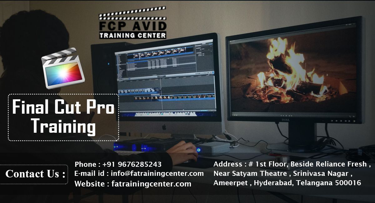 Final Cut Pro tutorials help you make a movie from start to