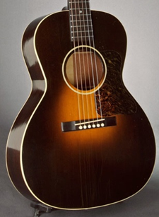 1934 Gibson L-1 - Remarkably clean.