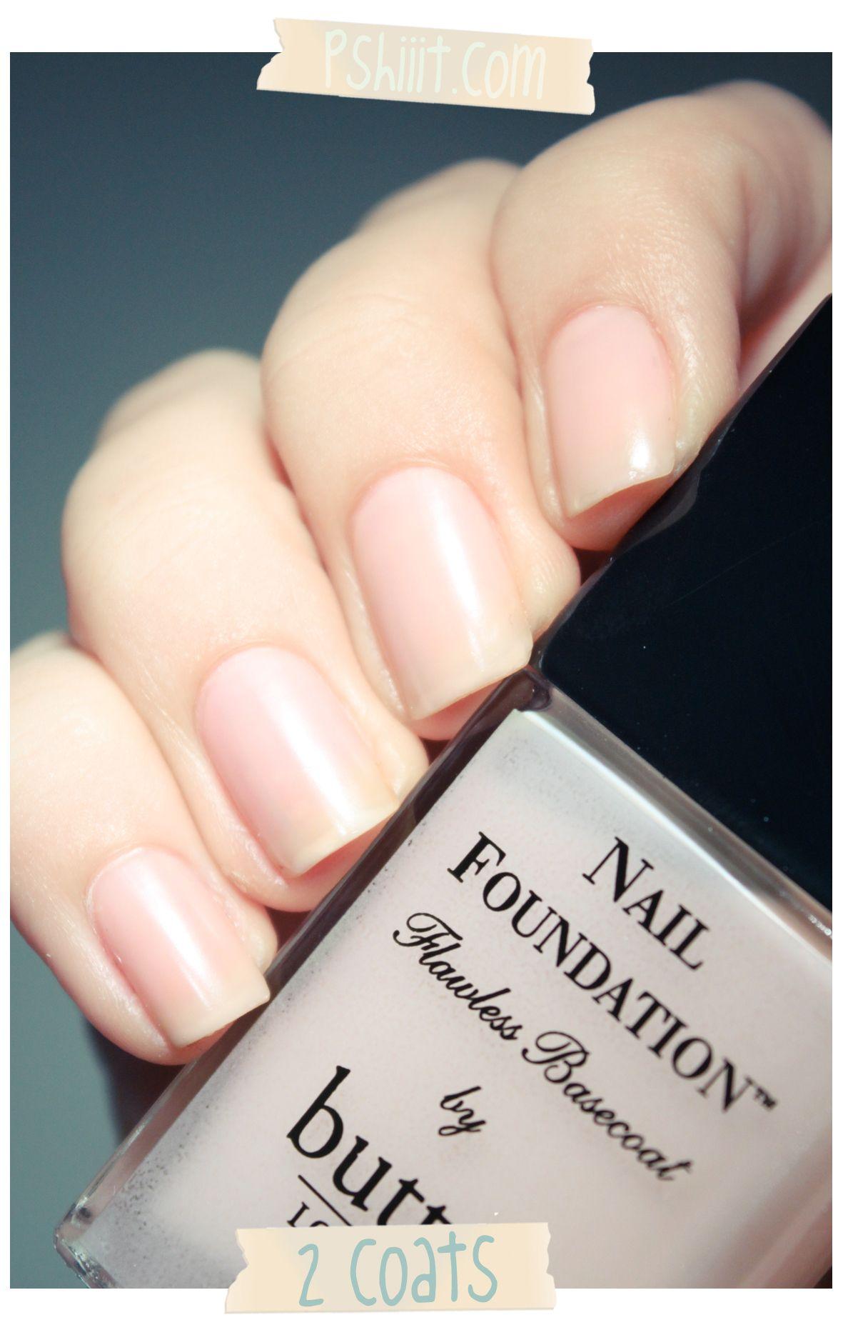 Butter London // Un fond de teint…   nail polishes   Butter london ...