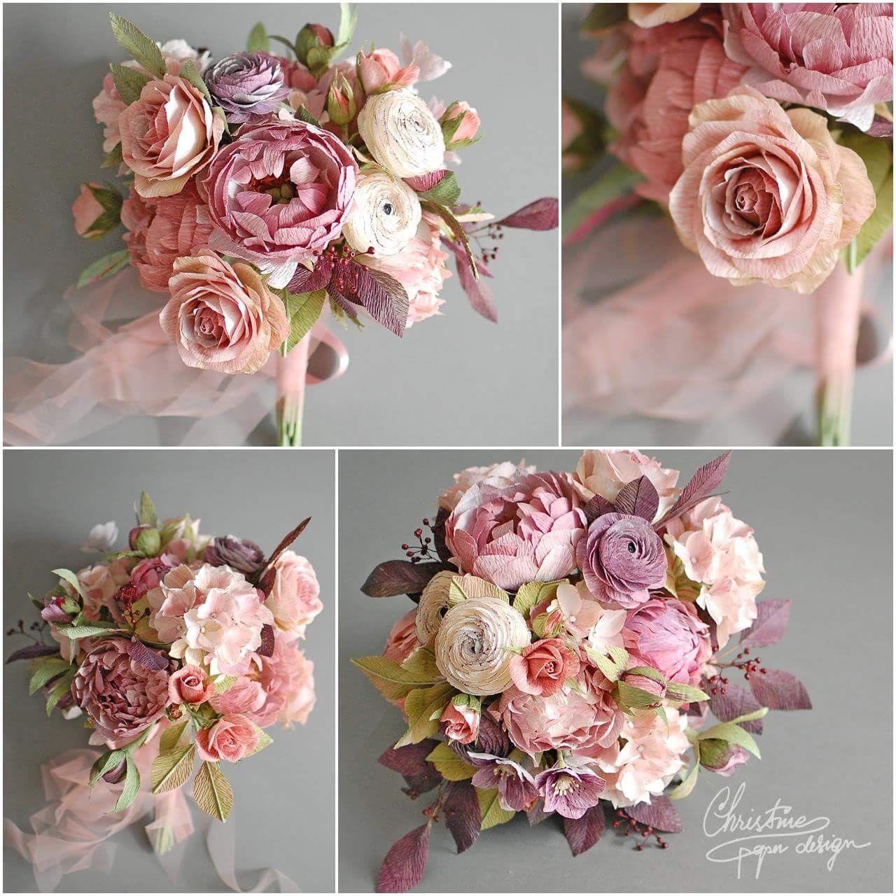 Pin By Kaylee Vo On Paper Flower Art Pinterest Flower Diy Crepe