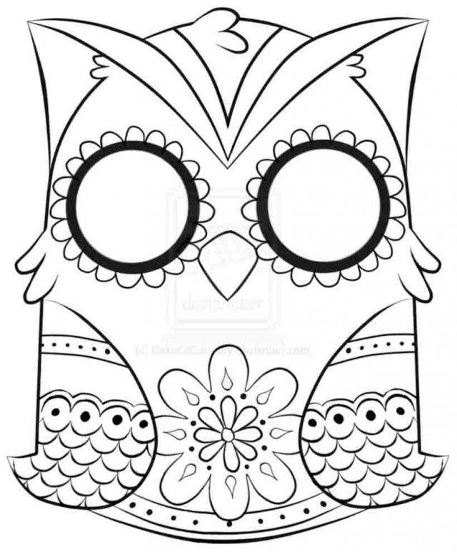 Printable Animal Hawk Coloring Pages 19518 Printable Animals