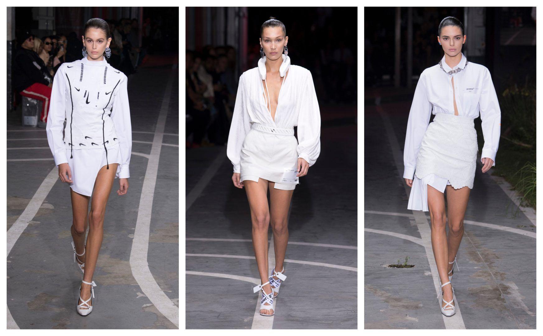 Off White Spring Summer 2019 Paris Fashion Week Dvc