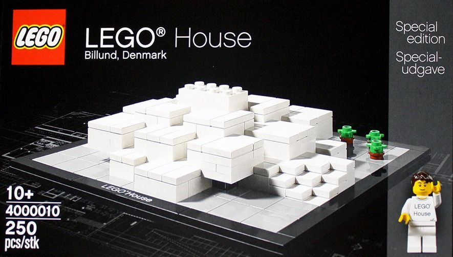 lego® architecture's newest edition: big's unbuilt lego® house