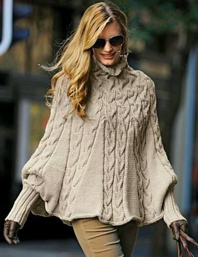 Pulover fuste tricotate