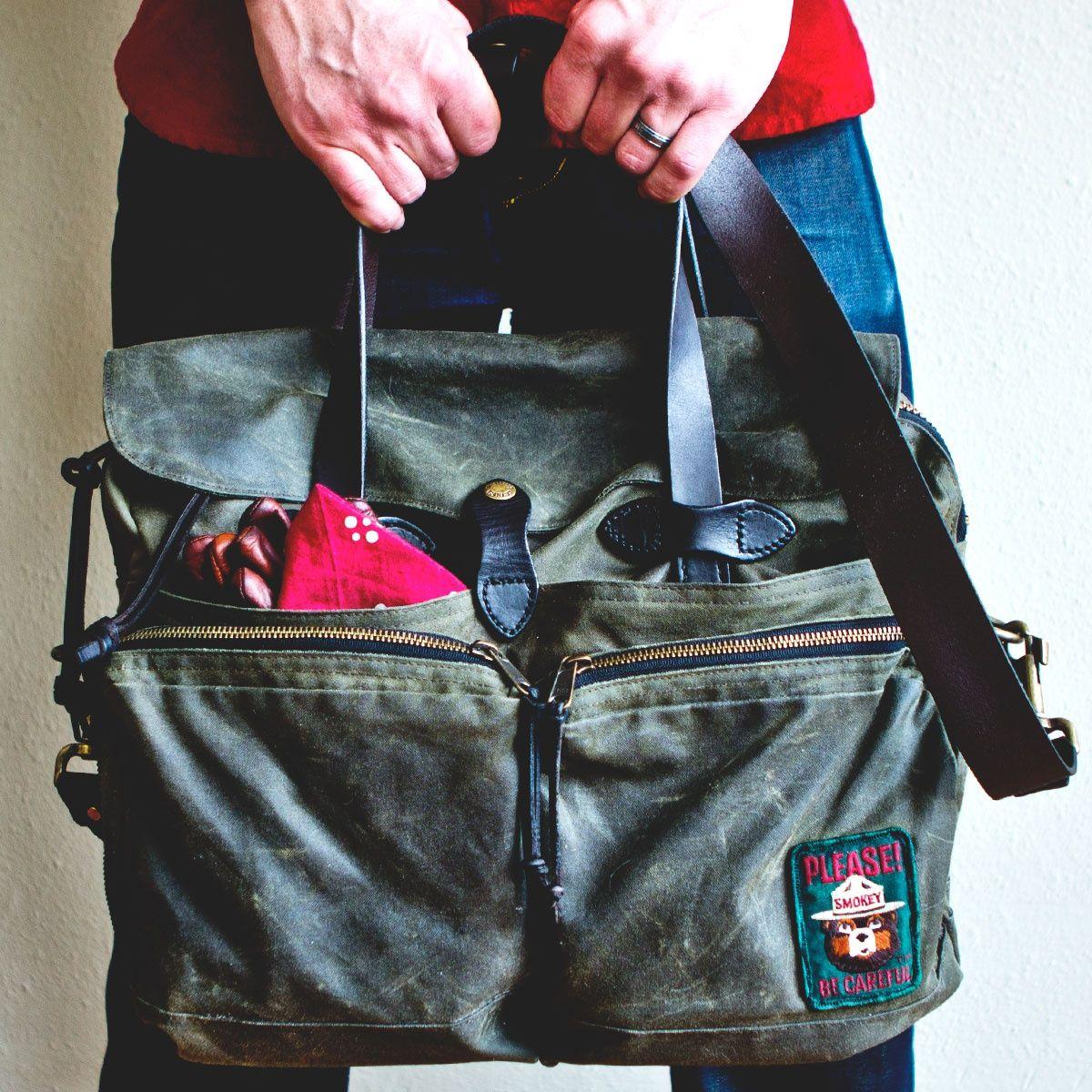 140 Filson 24 Hour Tin Briefcase Filson Bags Filson Leather Filson Briefcase