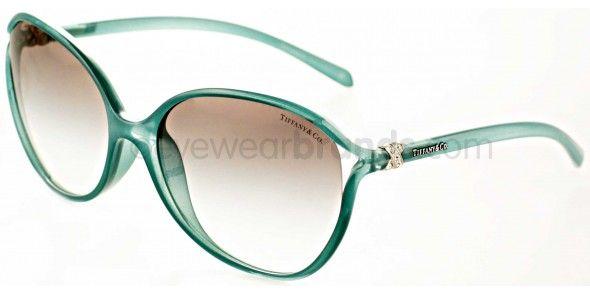 f8d1130353da Tiffany   Co TF 4058B 8137(3M) Turquoise Tiffany Sunglasses ...