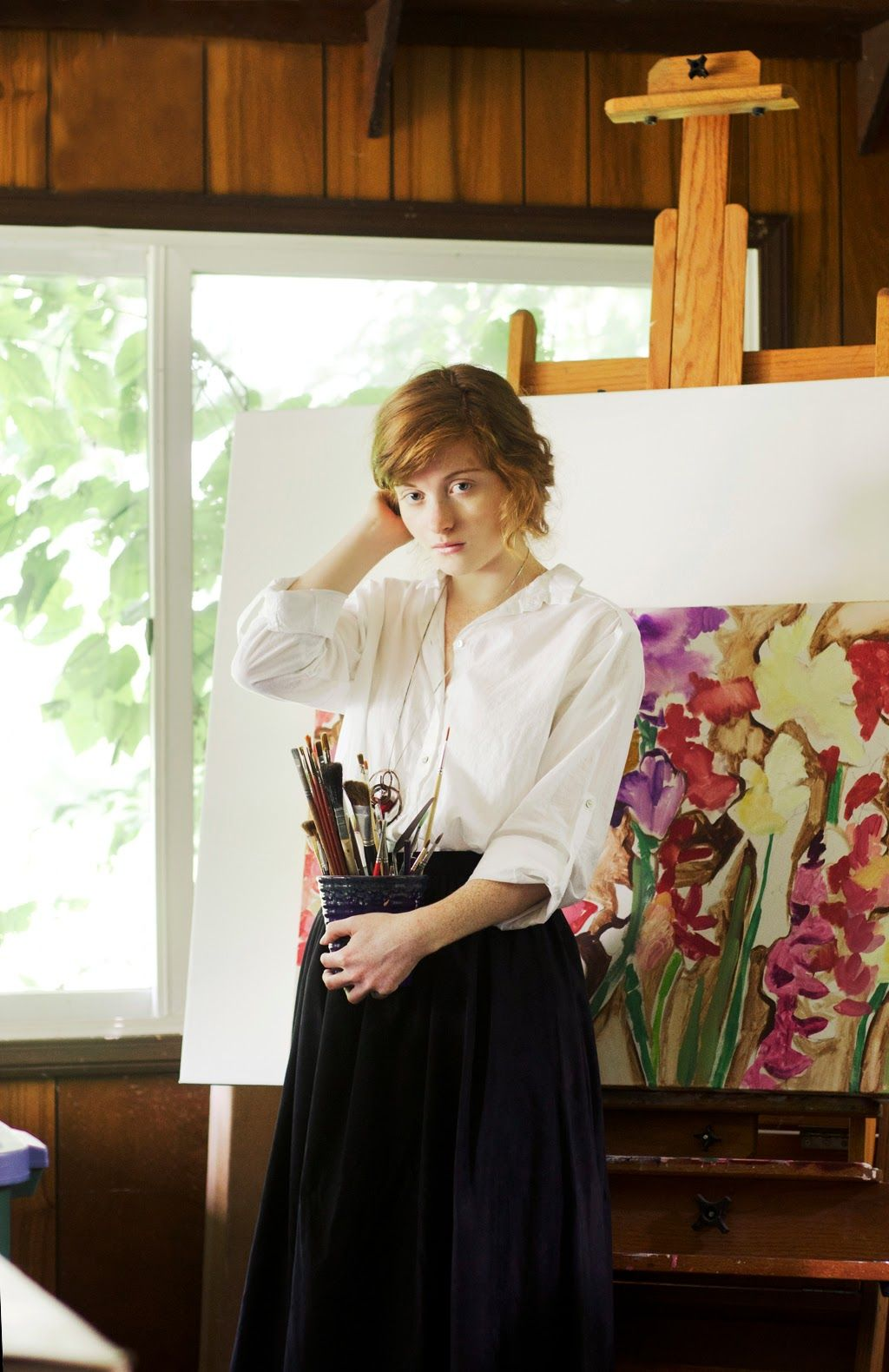Esther fromthesticks The Painter's Studio Painters