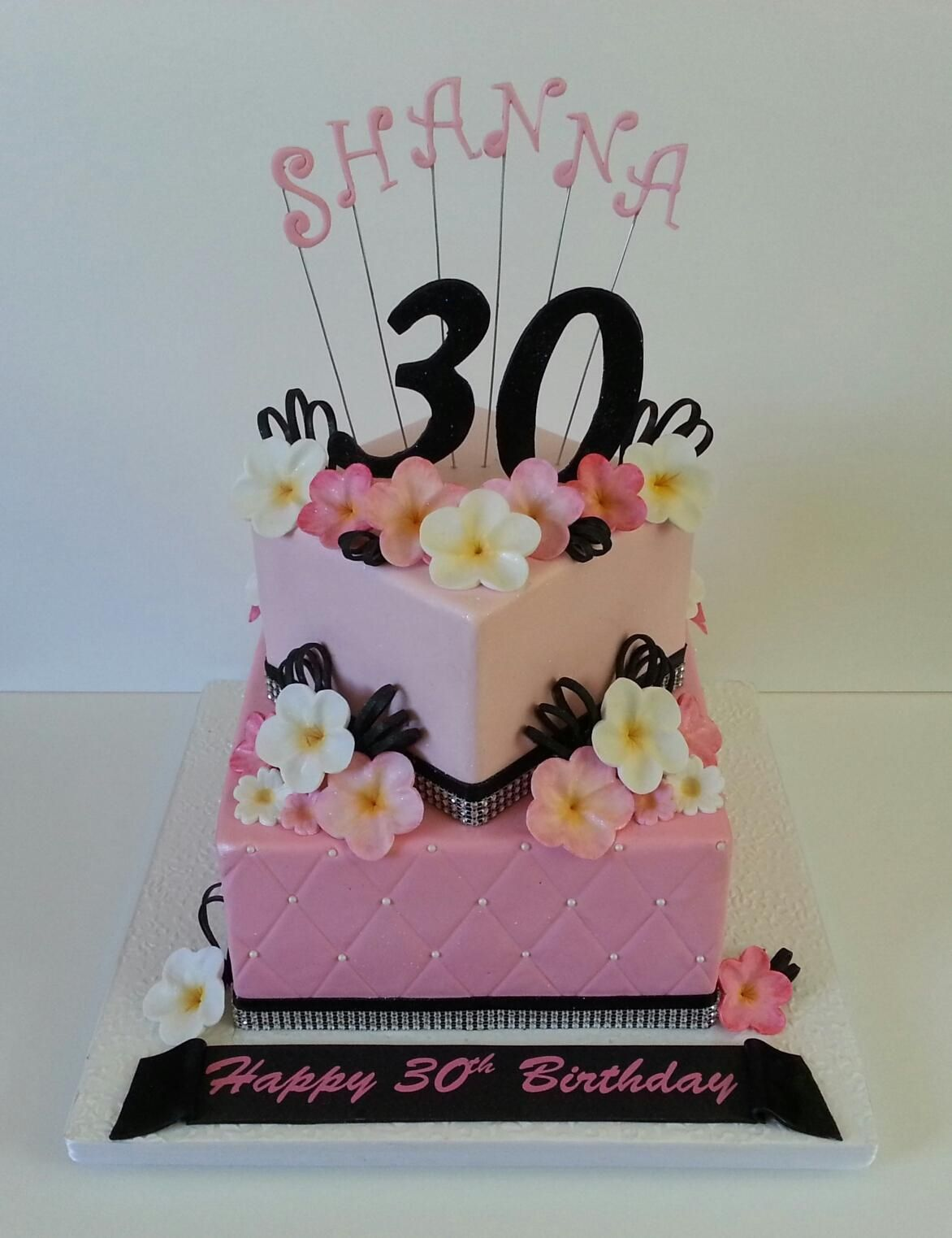 Brilliant My 30 Th Birthday Cake 21St Birthday Cakes 30 Birthday Cake Funny Birthday Cards Online Inifodamsfinfo