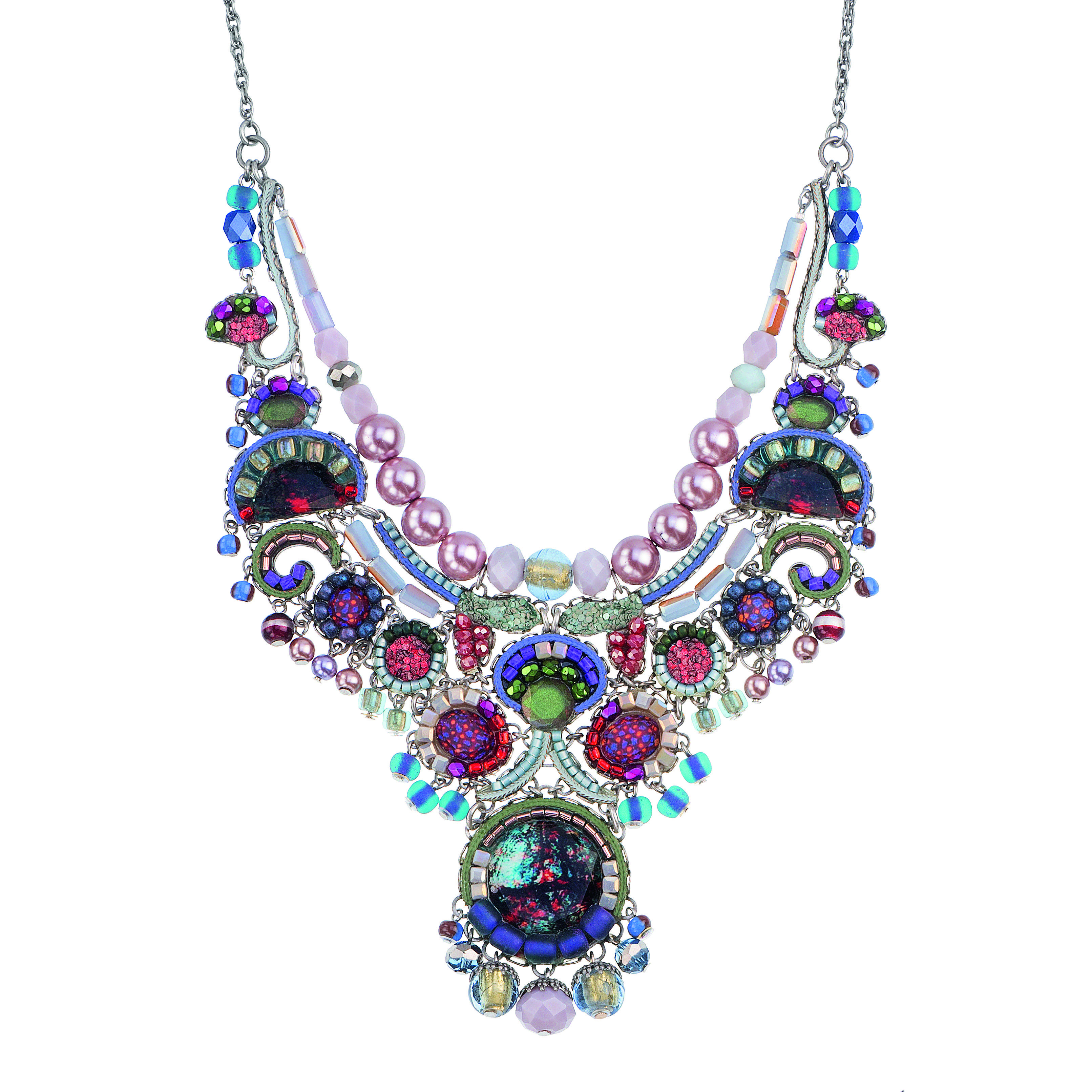 Aurora Necklace Ayala Bar Classic Collection Fall Winter 2016 17 Handmade Fashion Jewelry Fashion Accessories Jewelry Bar Necklace