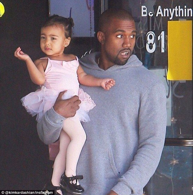 Kim Kardashian Shares Two Way Snap Of Her At North S Age Celebrity Kids Kim And Kanye Cute Baby Pictures