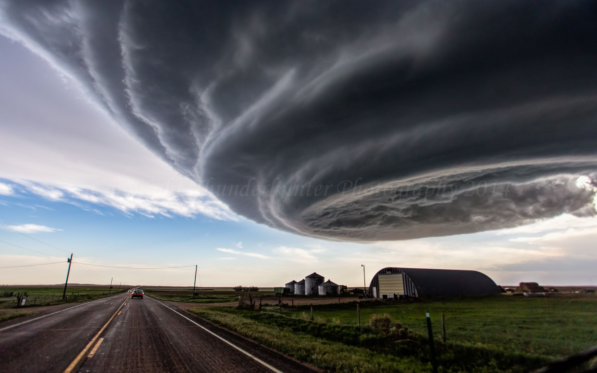 Straight+but+twisted+-+One+of+our+earliest+views+of+the+storm+as+we+approached+from+the+north.++This+supercell+near+Julesburg,+Colorado+on+May+28th+2013+was+simply+jaw-dropping.