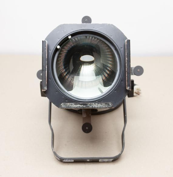 ALTMAN Ellipsoidal Spot Light - Vintage Theater Light - Wide Angle Beam #wideangle