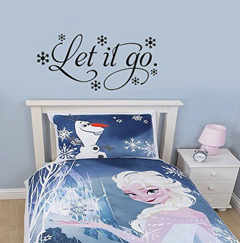 Disney frozen bedroom decor