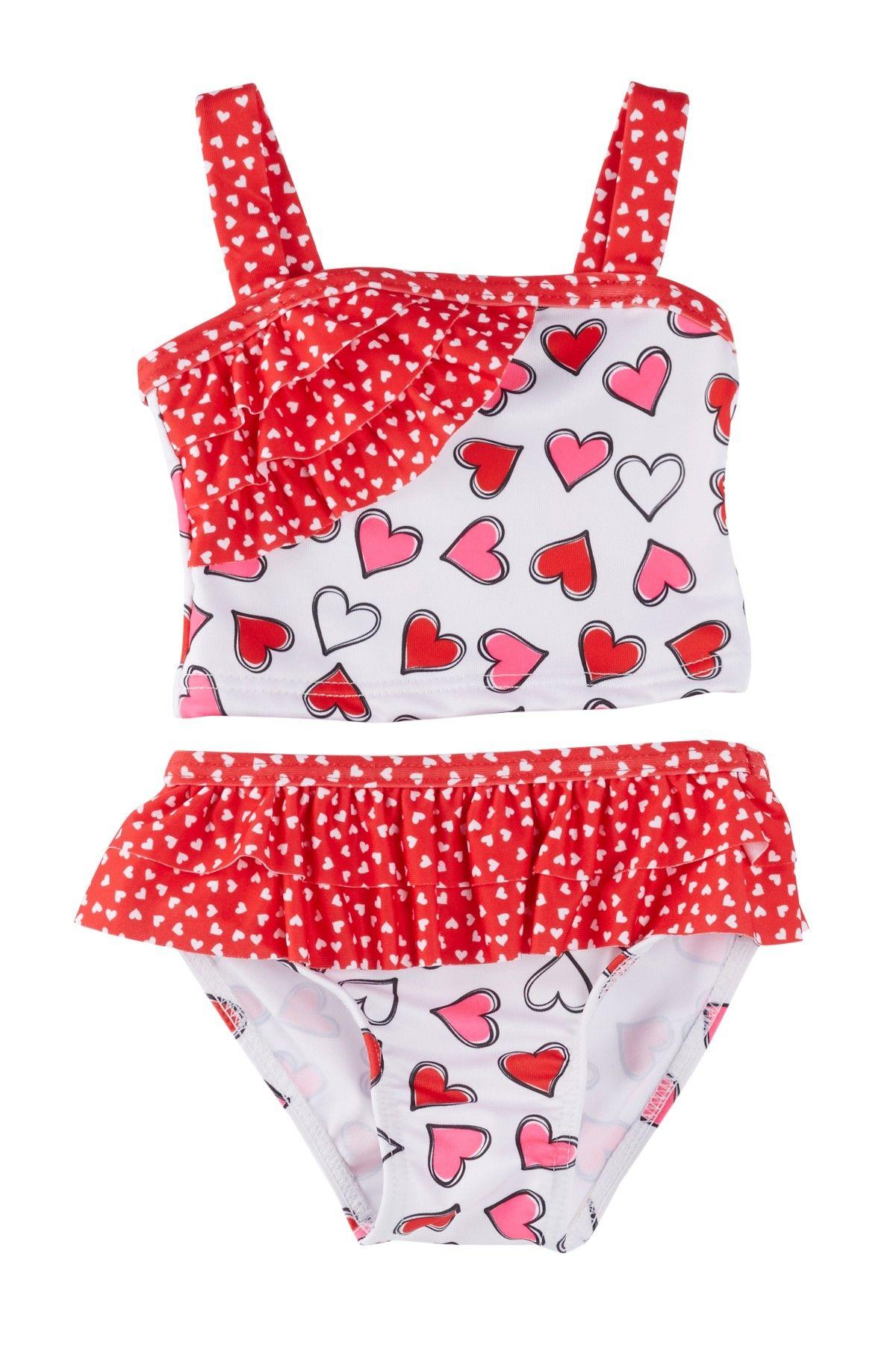 Heart Tankini (Baby Girls)