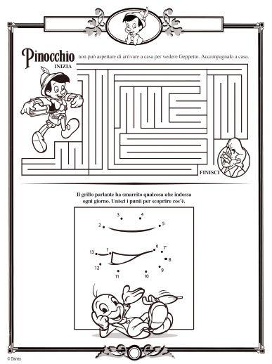 Schede Didattiche Su Pinocchio Scuola Dell Infanzia Cerca Con