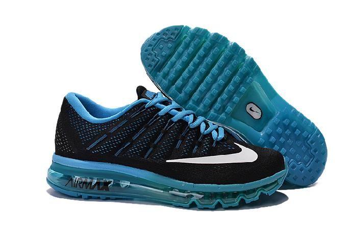 buy online e1bcc 964c3 Sklep Hot Nike Air Max 2016 Na Sprzedaż Niebieski Czarny Online z bezpiecznej  wysyłki