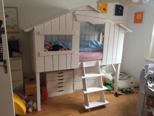 Wohnwagen Dreifach Etagenbett : Kinder hochbett in hamburg pinterest hochbetten