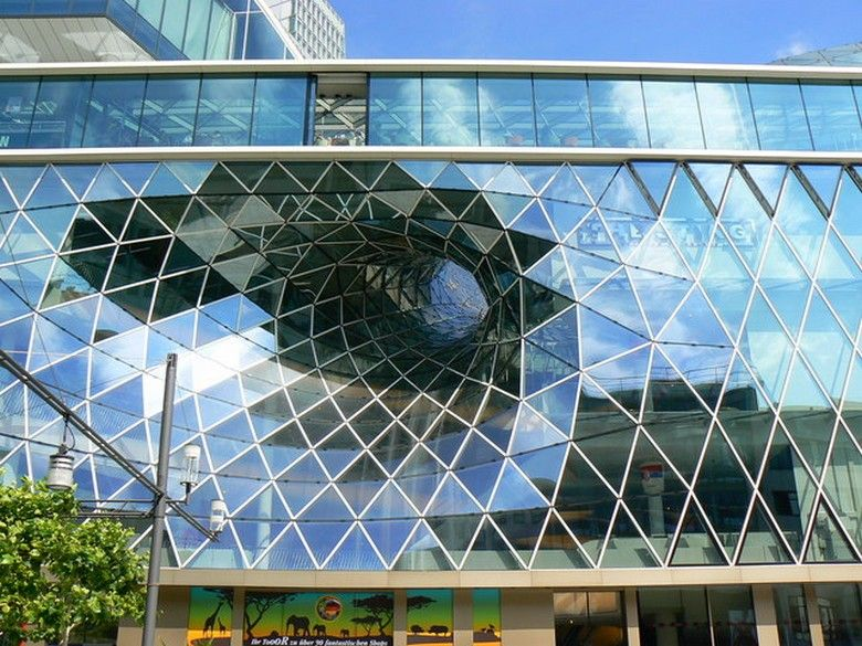 The TOP 5 contemporary architecture buildings in Frankfurt ...
