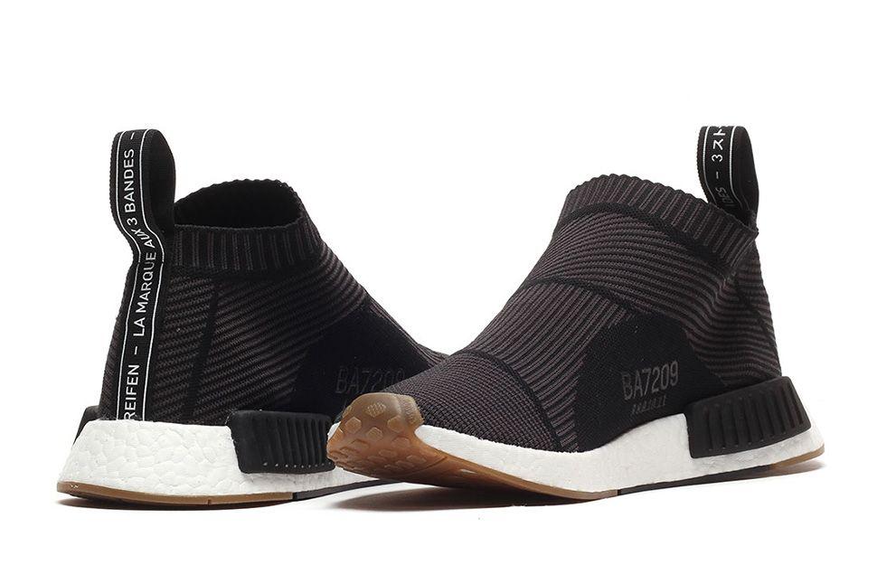 """pretty nice d1c42 5e07f The adidas Originals NMD City Sock 1 """"Gum"""" Pack Finally Has ..."""