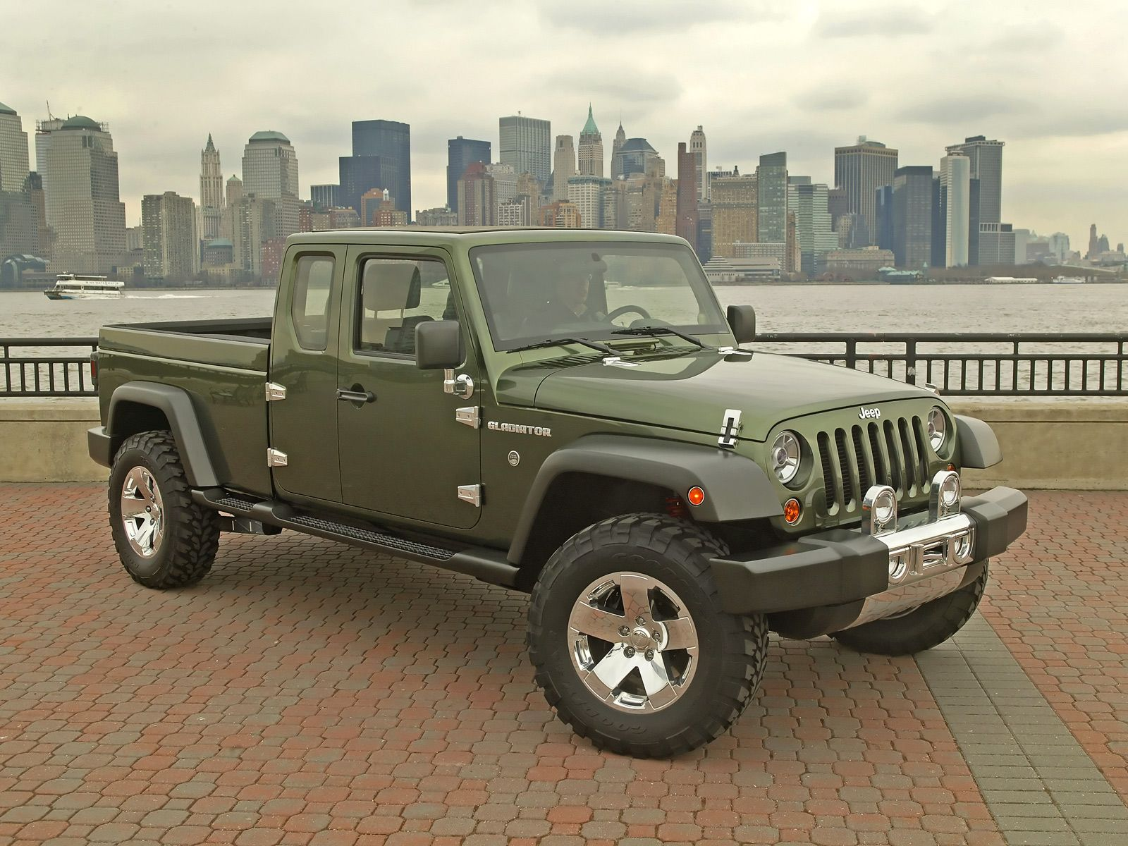 2015 Jeep Gladiator Front View Jeep Pinterest Jeep Jeep