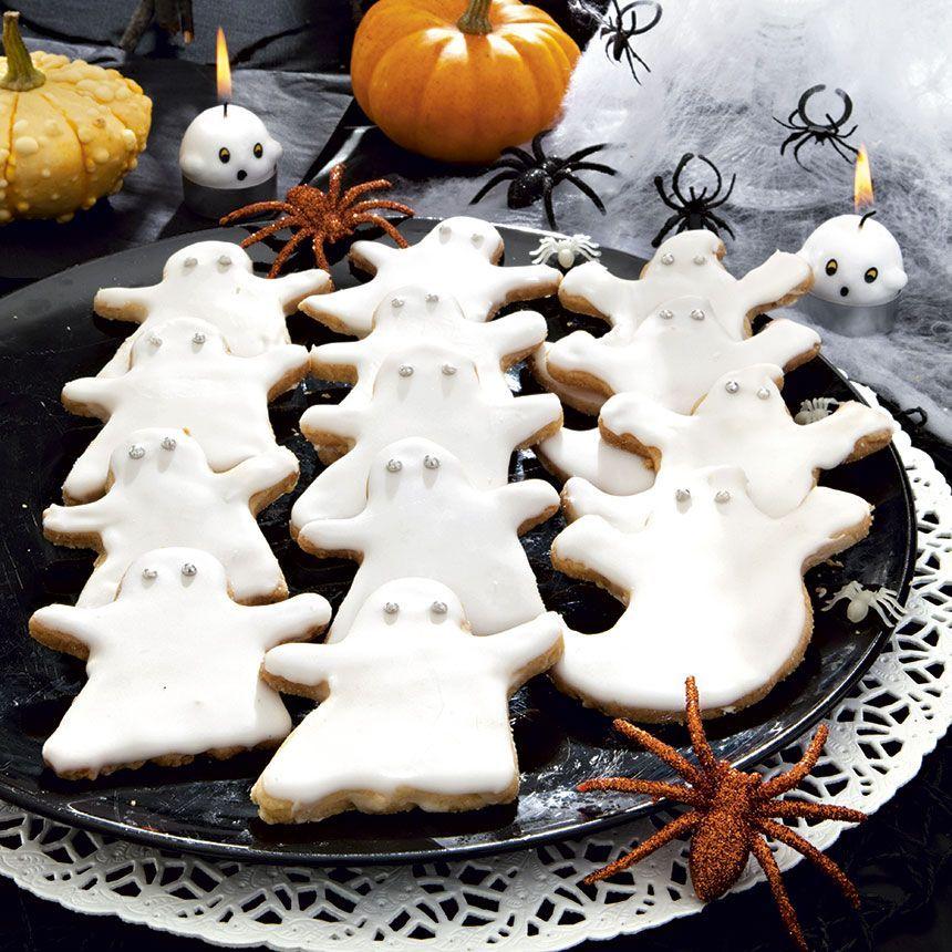 baka halloween kakor