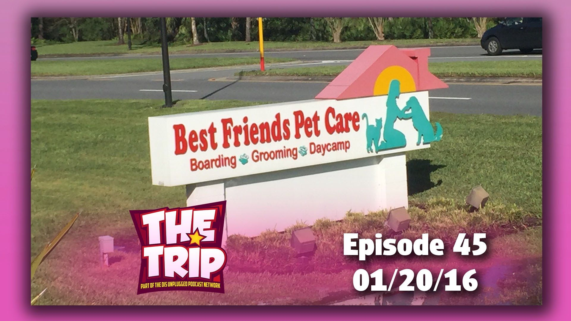In this week's show, we discuss Best Friends Pet Care - the kennel on Walt Disney World Resort property.