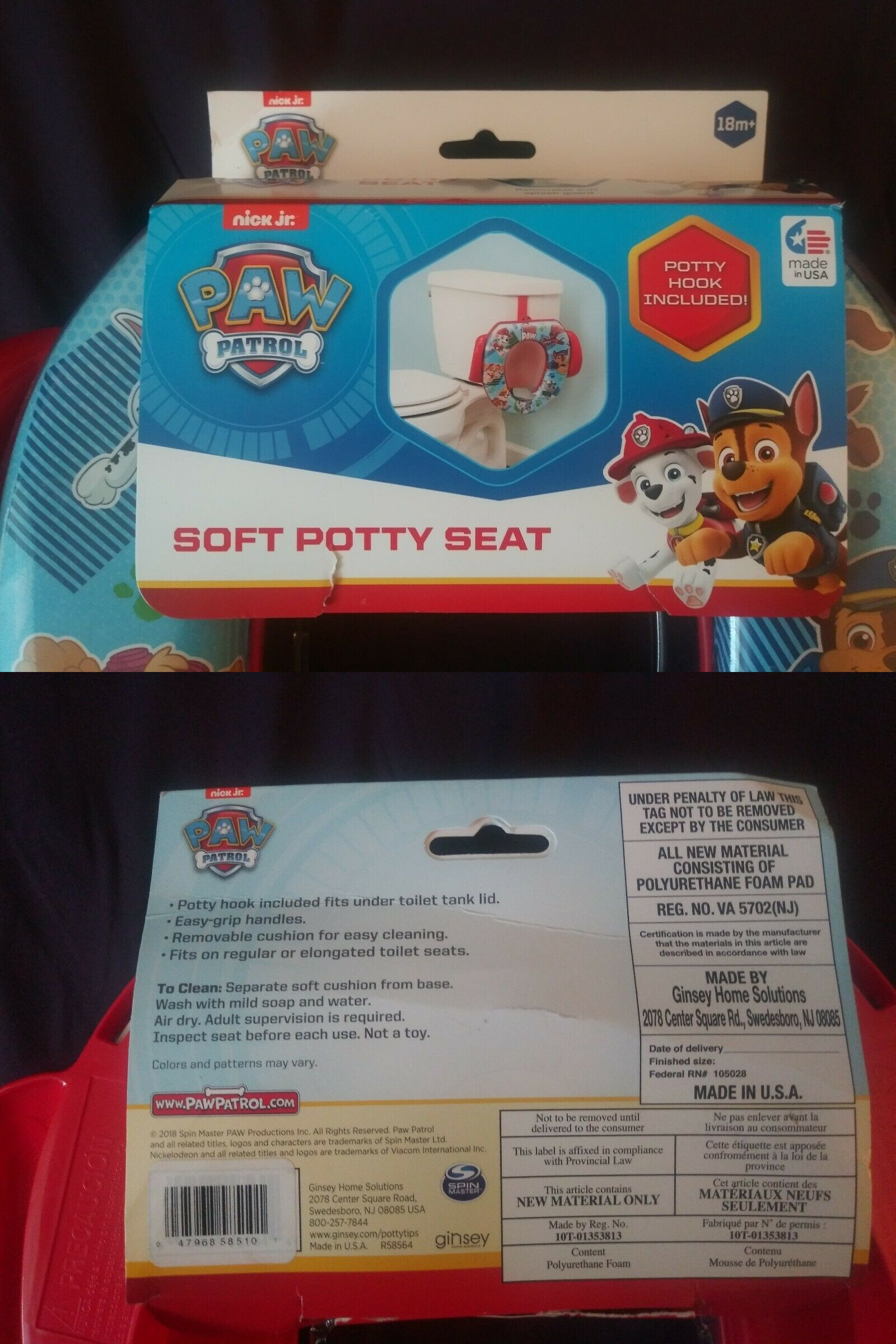 Fine Potty Training 37631 Nickelodeon Paw Patrol Toilet Training Ncnpc Chair Design For Home Ncnpcorg