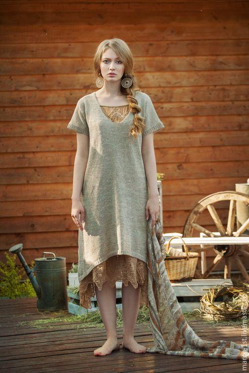d4470e20dfb33e6 Купить Платье из льна