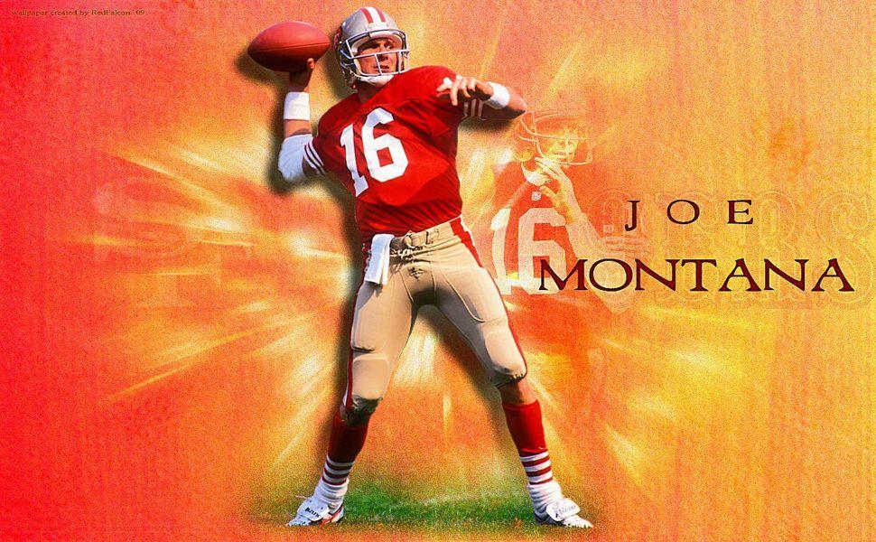 San Francisco 49Ers Joe Montana HD Wallpaper Wallpapers