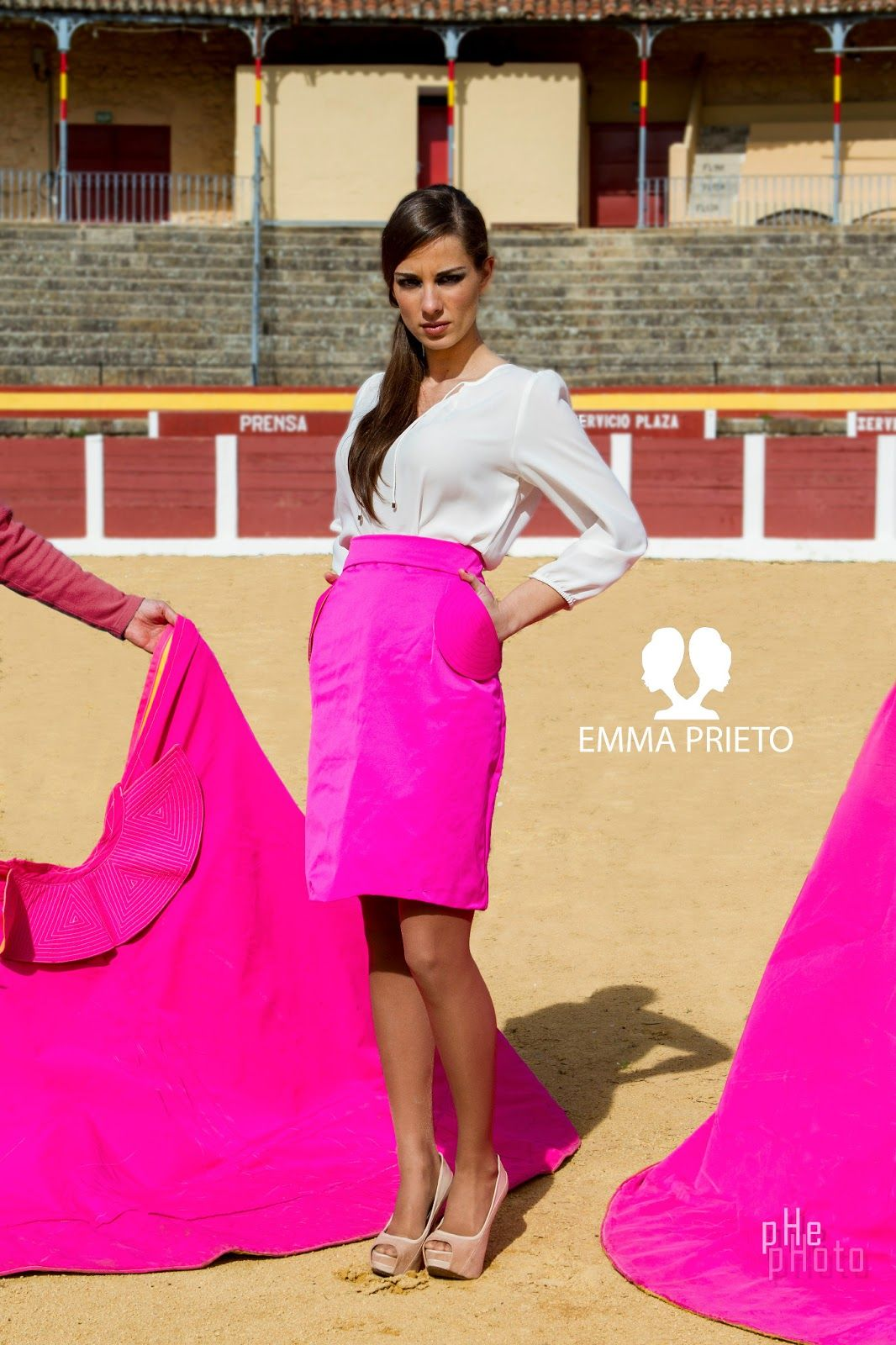 LADY TRAP en los TOROS: Emma Prieto | Life Style Taurino | Pinterest ...