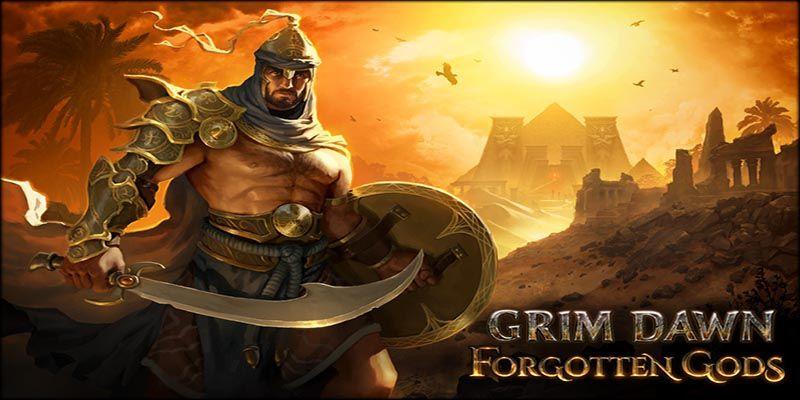 Fecha De Lanzamiento De Forgotten Gods Para Grim Dawn Video Game Trailer The Grim The Expanse