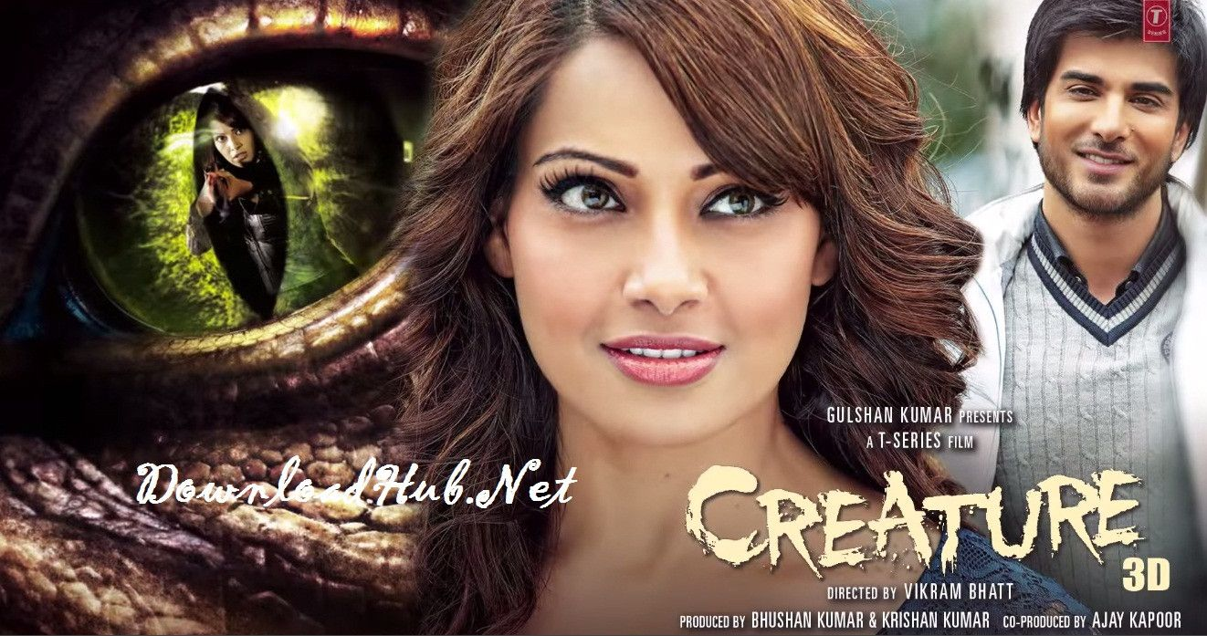 Poster Of Hindi Movie Creature (2014) Free Download Full New Hindi Movie Watch Online At downloadhub.net