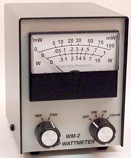 QRP Wattmeter Photo