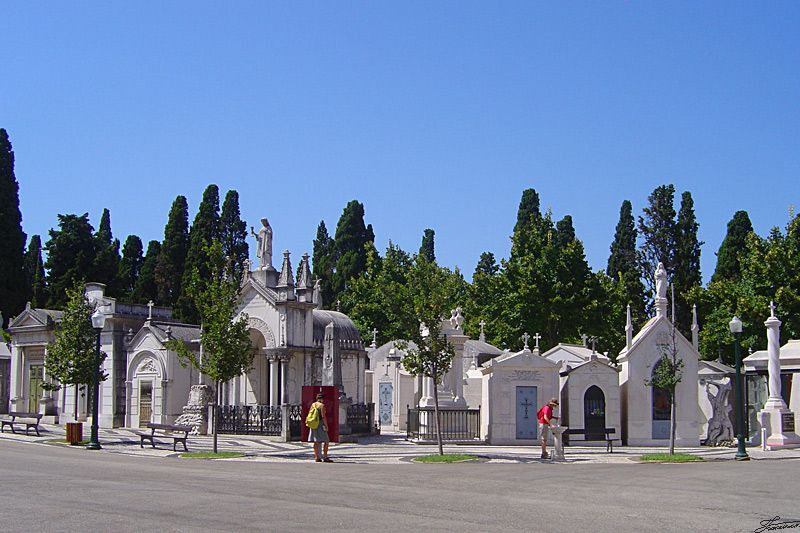 Cemitério dos Prazeres; Portugal