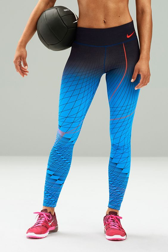 abbigliamento sportivo donna fitness nike