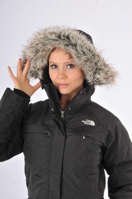 north face parka jacket womens