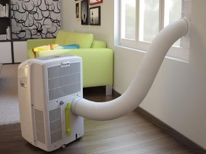 Ar Condicionado Portatil Consul 12000 Btus Quente X2f Frio