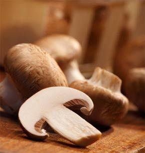 Champiñones y hongos: Fuente de Selenio