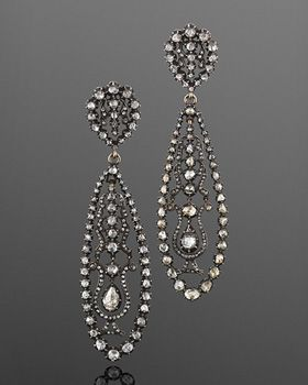Earrings Fred Leighton Vintage Estate Jewelry New York Las Vegas