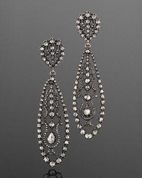 Earrings Fred Leighton Vintage Estate Jewelry New York Las Vegas