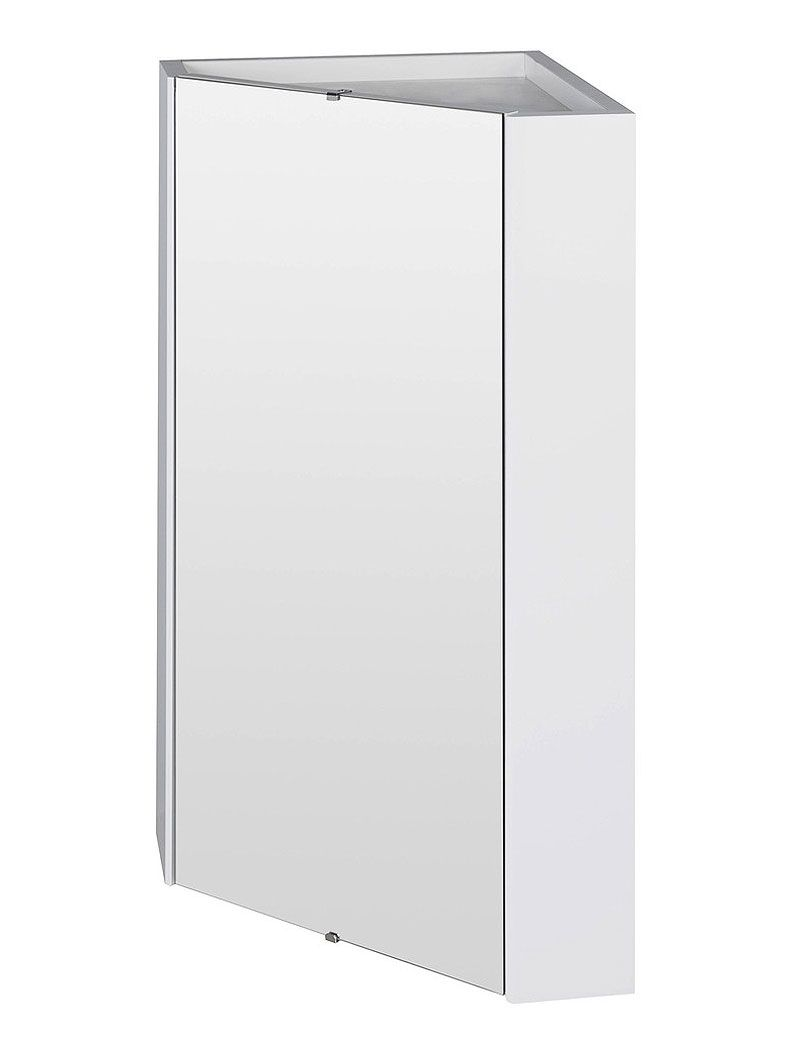 Corner Wall Bathroom Cabinet White | http://betdaffaires.com ...